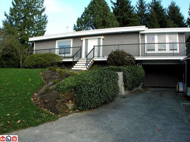 Main Photo: 2952 Mcbride Street in Abbotsford: House for sale : MLS®# F1028216