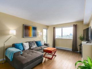 Photo 3: 708 200 KEARY STREET in New Westminster: Sapperton Condo for sale : MLS®# R2284751