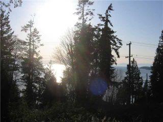 Photo 2: # LOT G HEATHER RD in Sechelt: Sechelt District Land for sale (Sunshine Coast)  : MLS®# V820849