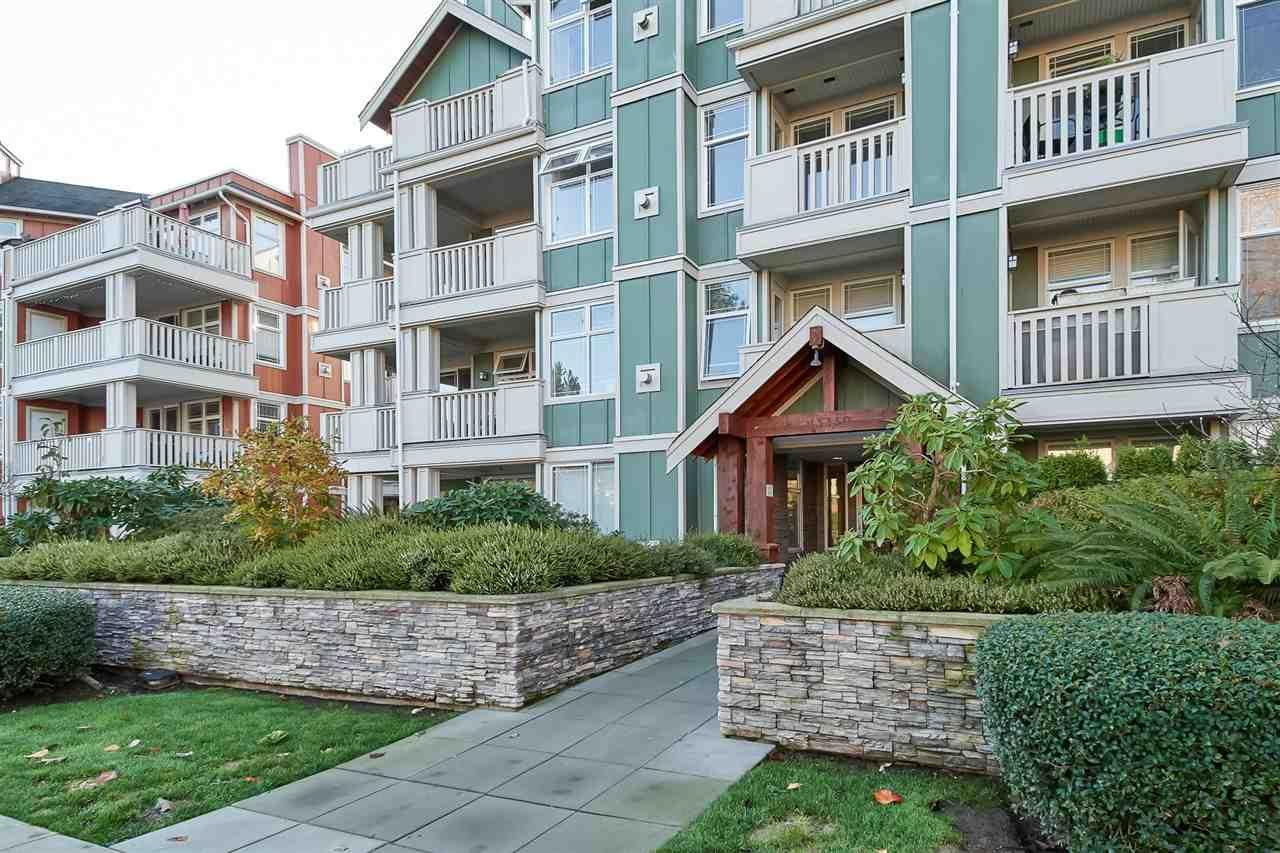 """Main Photo: 405 15350 16A Avenue in Surrey: King George Corridor Condo for sale in """"Ocean Bay Villa"""" (South Surrey White Rock)  : MLS®# R2321830"""