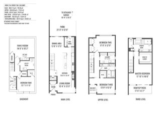 Photo 47: 4904 21A Street SW in Calgary: Altadore Semi Detached for sale : MLS®# A1124272