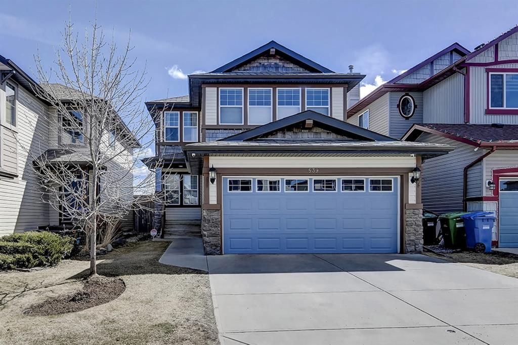 Main Photo: 539 Auburn Bay Heights SE in Calgary: Auburn Bay Detached for sale : MLS®# A1101404
