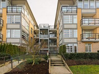 "Photo 1: 104 5692 KINGS Road in Vancouver: University VW Condo for sale in ""O'Keefe"" (Vancouver West)  : MLS®# V1049459"