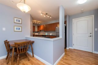 """Photo 3: 303 3063 IMMEL Street in Abbotsford: Central Abbotsford Condo for sale in """"Clayburn Ridge"""" : MLS®# R2421613"""