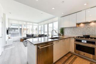"""Photo 4: 201 3581 E KENT AVENUE NORTH in Vancouver: South Marine Condo for sale in """"Avalon 2"""" (Vancouver East)  : MLS®# R2580050"""