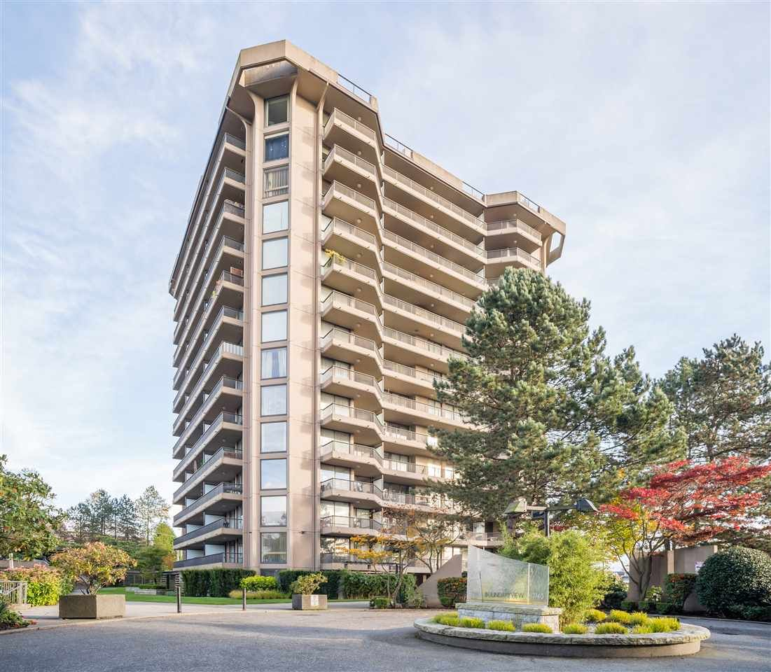 "Main Photo: 1006 3760 ALBERT Street in Burnaby: Vancouver Heights Condo for sale in ""Boundary View by BOSA"" (Burnaby North)  : MLS®# R2540454"