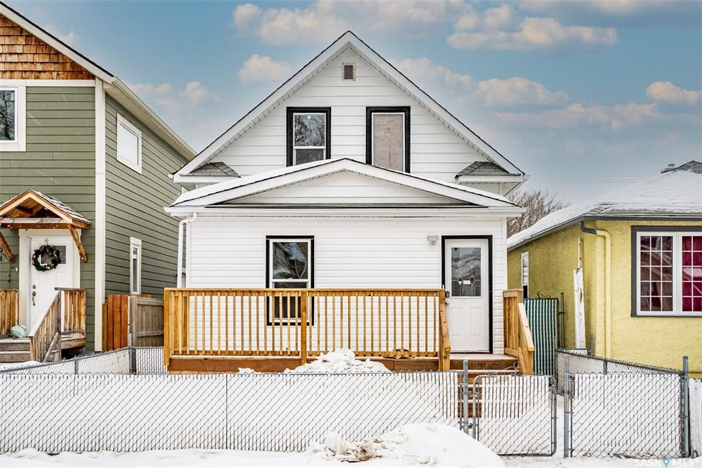 Main Photo: 506 G Avenue South in Saskatoon: Riversdale Residential for sale : MLS®# SK851815