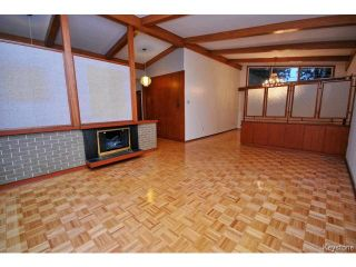 Photo 4: 48 Magellan Bay in WINNIPEG: Westwood / Crestview Residential for sale (West Winnipeg)  : MLS®# 1429621