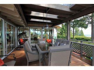 Photo 3: 4401 Woodpark Road in West Vancouver: Cypress Park Estates House for sale : MLS®# V1061125