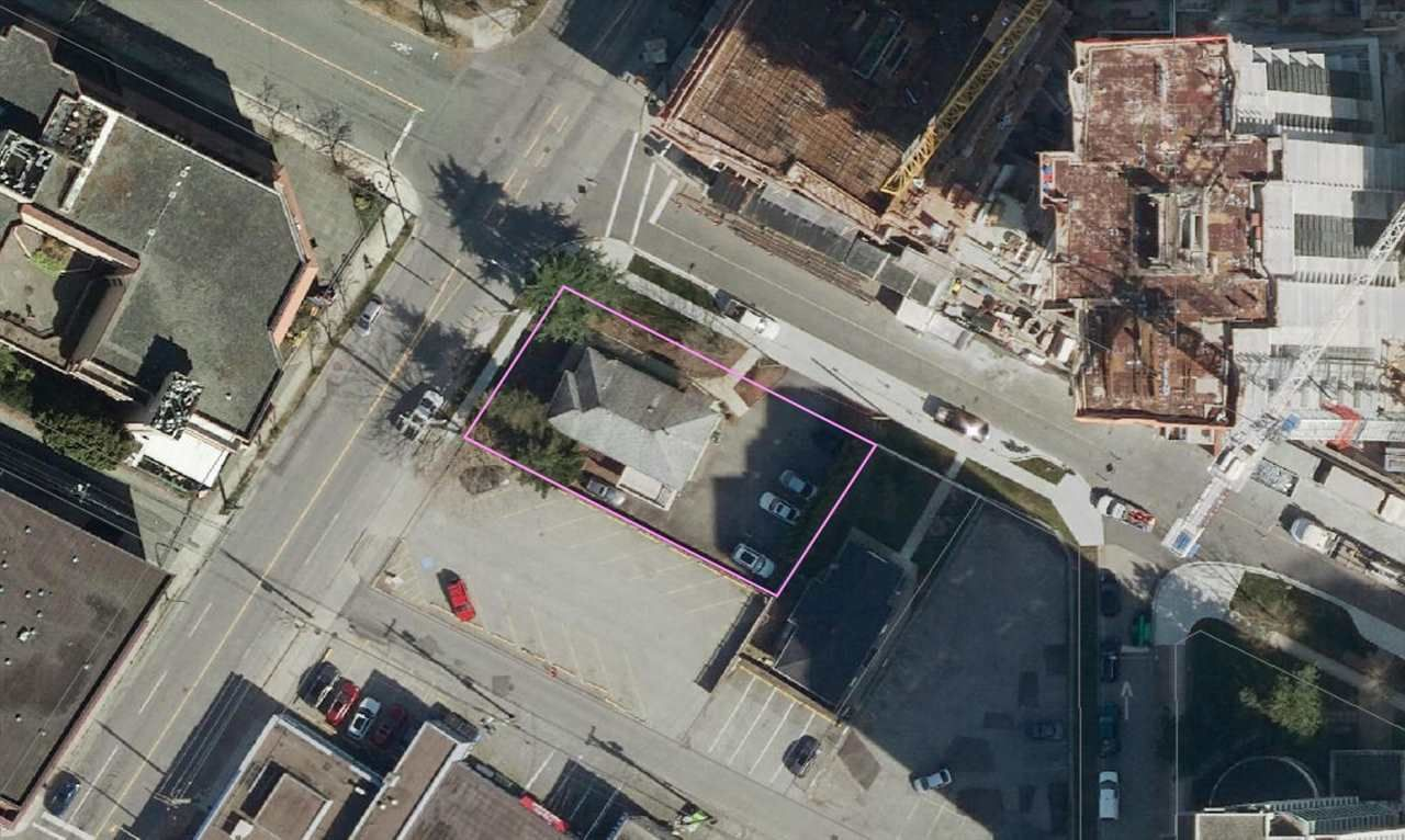 Main Photo: 6112 SUSSEX Avenue in Burnaby: Forest Glen BS Land Commercial for sale (Burnaby South)  : MLS®# C8037061