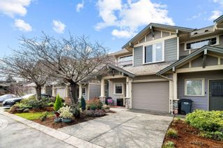 Photo 1: 7 3338 Whittier Ave in : SW Rudd Park Row/Townhouse for sale (Saanich West)  : MLS®# 867392