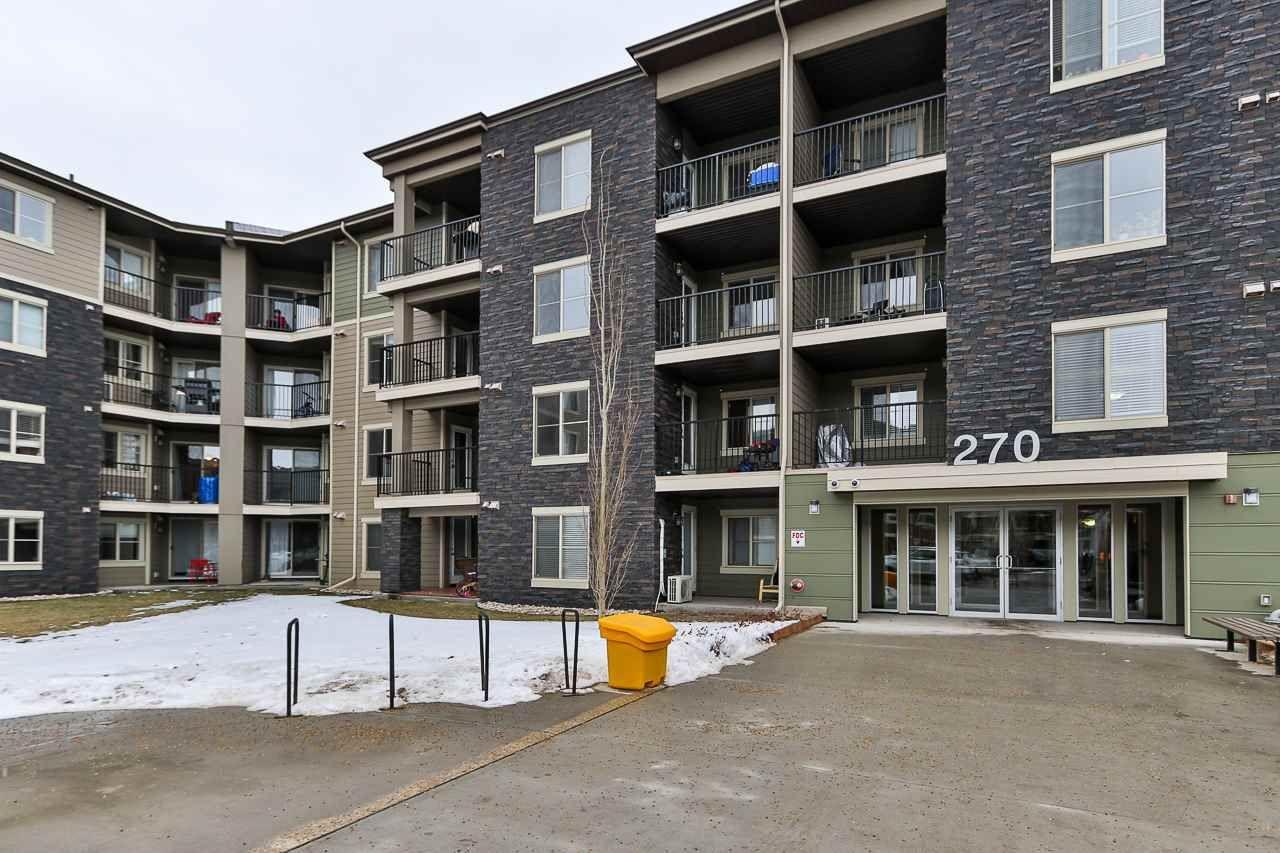 Main Photo: 209 270 MCCONACHIE Drive in Edmonton: Zone 03 Condo for sale : MLS®# E4225834