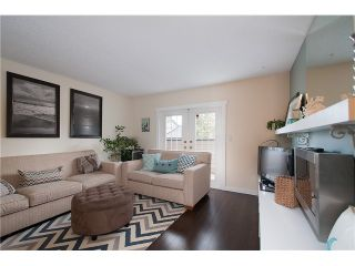 Photo 7: 214 BALMORAL Place in Port Moody: North Shore Pt Moody Townhouse for sale : MLS®# V1056784