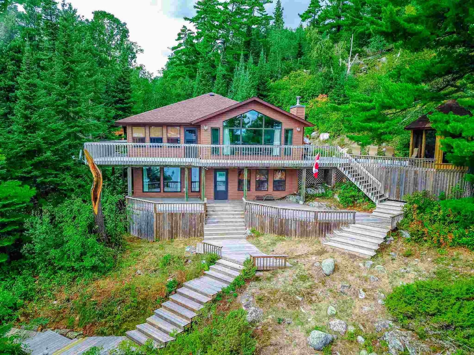 Main Photo: 48 LILY PAD BAY in KENORA: Recreational for sale : MLS®# TB202607