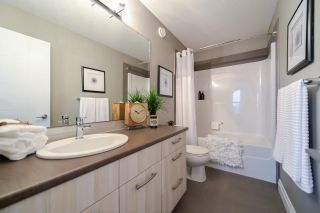 Photo 35: 129 GREENBURY Close: Spruce Grove House Half Duplex for sale : MLS®# E4260794