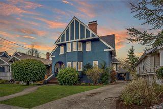 Photo 1: 1737 Hampshire Rd in Oak Bay: OB North Oak Bay House for sale : MLS®# 839871