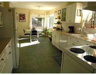 Photo 3: 615 CHESTERFIELD AV in North Vancouver: Lower Lonsdale 1/2 Duplex for sale : MLS®# V559556