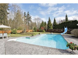 """Photo 20: 2148 138TH Street in Surrey: Elgin Chantrell House for sale in """"CHANTRELL PARK ESTATES"""" (South Surrey White Rock)  : MLS®# F1403788"""