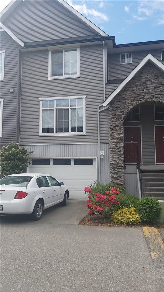 Main Photo: 78 8881 WALTERS Street in Chilliwack: Chilliwack E Young-Yale Townhouse for sale : MLS®# R2589056