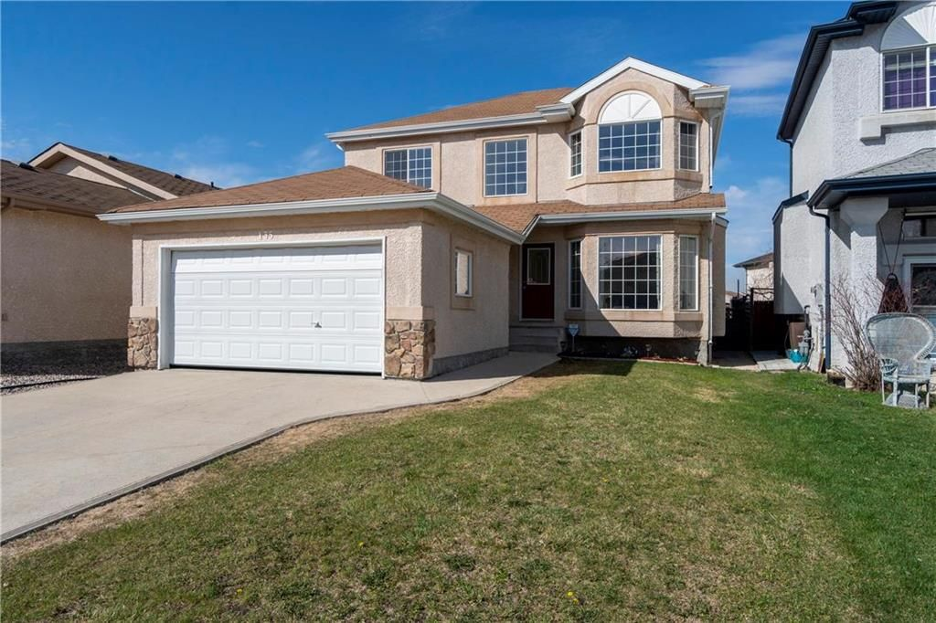 Main Photo: 135 William Gibson Bay in Winnipeg: Canterbury Park Residential for sale (3M)  : MLS®# 202010701