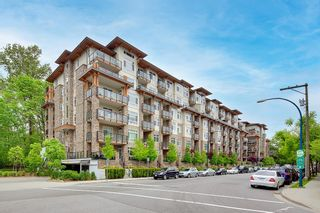 """Photo 1: 610 2495 WILSON Avenue in Port Coquitlam: Central Pt Coquitlam Condo for sale in """"ORCHID RIVERSIDE CONDOS"""" : MLS®# R2601323"""