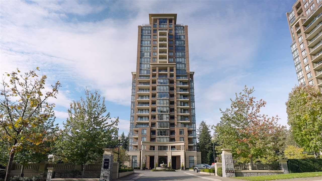 """Main Photo: 402 6823 STATION HILL Drive in Burnaby: South Slope Condo for sale in """"BELVEDERE"""" (Burnaby South)  : MLS®# R2509320"""
