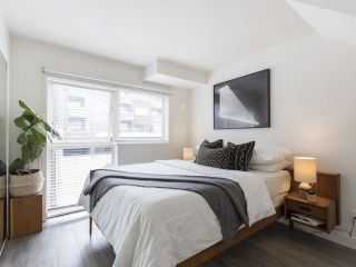 """Photo 23: 209 1195 W 8TH Avenue in Vancouver: Fairview VW Townhouse for sale in """"ALDER COURT"""" (Vancouver West)  : MLS®# R2560654"""