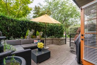 """Photo 18: 1 2437 W 1ST Avenue in Vancouver: Kitsilano Townhouse for sale in """"FIRST AVENUE MEWS"""" (Vancouver West)  : MLS®# R2603128"""