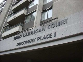 """Photo 2: 1502 3980 CARRIGAN Court in Burnaby: Government Road Condo for sale in """"DISCOVERY I"""" (Burnaby North)  : MLS®# V921894"""