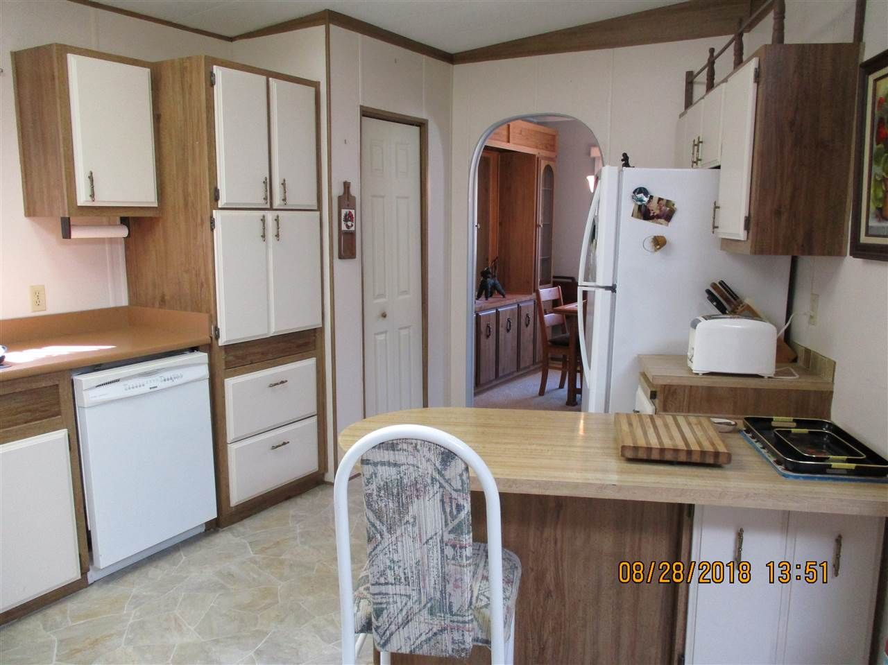 """Photo 9: Photos: 57 2305 200 Street in Langley: Brookswood Langley Manufactured Home for sale in """"CEDAR LANE"""" : MLS®# R2357125"""