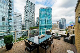 Photo 8: PH 1502 822 Homer Street in Vancouver: Yaletown Condo for sale (Vancouver West)  : MLS®# R2291700