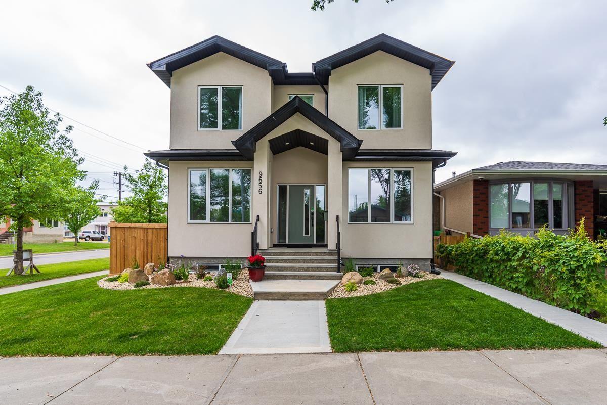Main Photo: 9656 81 Avenue in Edmonton: Zone 17 House for sale : MLS®# E4248903