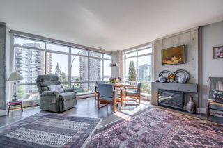 """Photo 4: 802 130 E 2ND Street in North Vancouver: Central Lonsdale Condo for sale in """"The Olympic"""" : MLS®# R2615870"""