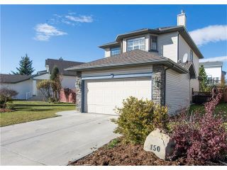 Photo 1: 150 BRIDLECREEK Park SW in Calgary: Bridlewood House for sale : MLS®# C4086800