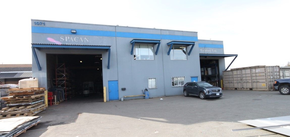 Main Photo: 1071 Eburne Place in Richmond: Industrial for sale