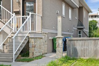 Photo 4: 2 2018 27 Avenue SW in Calgary: South Calgary Row/Townhouse for sale : MLS®# A1130575