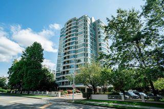 """Photo 1: 803 15038 101 Avenue in Surrey: Guildford Condo for sale in """"Guildford Marquis"""" (North Surrey)  : MLS®# R2617604"""