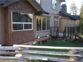 "Photo 7: 104 24185 106B Avenue in Maple Ridge: Albion 1/2 Duplex for sale in ""TRAILS EDGE"" : MLS®# V1000386"