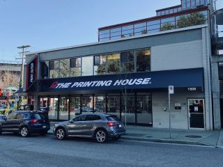 Photo 1: 1508 W 2 Avenue in Vancouver: False Creek Office for lease (Vancouver West)  : MLS®# C8037082
