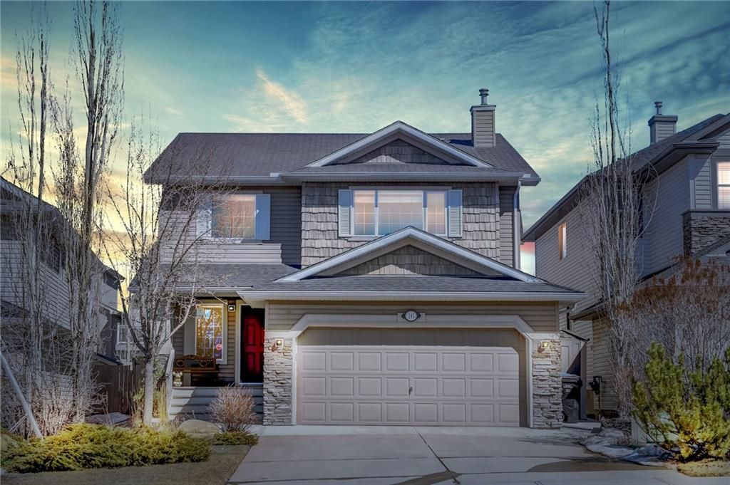 Main Photo: 16 CRESTMONT Drive SW in Calgary: Crestmont House for sale : MLS®# C4177584