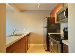 "Photo 4: 2001 438 SEYMOUR Street in Vancouver: Downtown VW Condo for sale in ""CONFERENCE PLAZA"" (Vancouver West)  : MLS®# V916665"