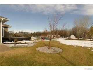 Photo 19: 345 Hatfield Avenue in Headingley: Headingley South Residential for sale (South Winnipeg)  : MLS®# 1605782