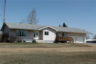 Main Photo: 41175 S Highway 861 in Rural Flagstaff County: NONE Residential for sale : MLS®# A1085455
