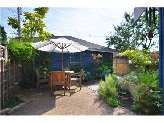 Photo 11: 1730 E 7TH Avenue in Vancouver: Grandview VE 1/2 Duplex for sale (Vancouver East)  : MLS®# V1026490