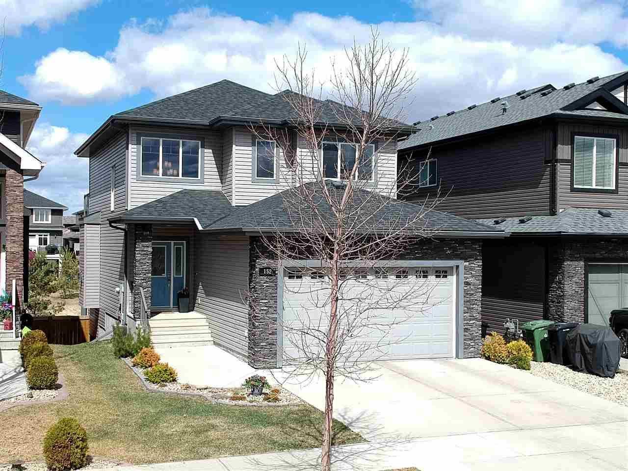 Main Photo: 152 DURRAND Bend: Fort Saskatchewan House for sale : MLS®# E4241709