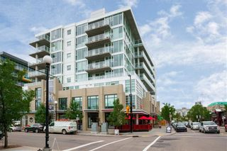 Photo 1: 604 1087 2 Avenue NW in Calgary: Sunnyside Apartment for sale : MLS®# A1073868