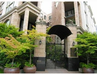 Photo 2: # 602 1280 RICHARDS ST in Vancouver: Condo for sale : MLS®# V776467