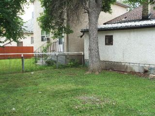Photo 13: 367 Magnus Avenue in WINNIPEG: North End Residential for sale (North West Winnipeg)  : MLS®# 1519816