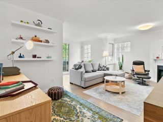 """Photo 3: 202 825 W 15TH Avenue in Vancouver: Fairview VW Condo for sale in """"The Harrod"""" (Vancouver West)  : MLS®# R2614837"""