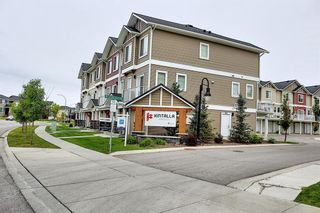 Photo 32: 63 Redstone Circle NE in Calgary: Redstone Row/Townhouse for sale : MLS®# A1141777